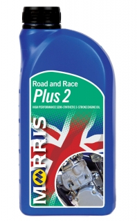 Morris Plus 2 - motorcycle 2-Stroke Oil road/race, 1l