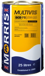 Morris Multivis ECO FB 5W-20, 25l - Ford