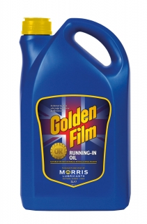 Morris Golden Film Running In Motor Oil, záběhový olej, 5l