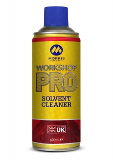 Morris Workshop Pro Solvent Cleaner - čistič a odmašťovač ve spreji, 400ml