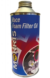 Morris RACE  FOAM FILTER OIL - olej na pěnové filtry - racing, 1l