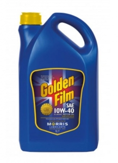Morris Golden Film 10W-40 Classic Motor Oil, 5l